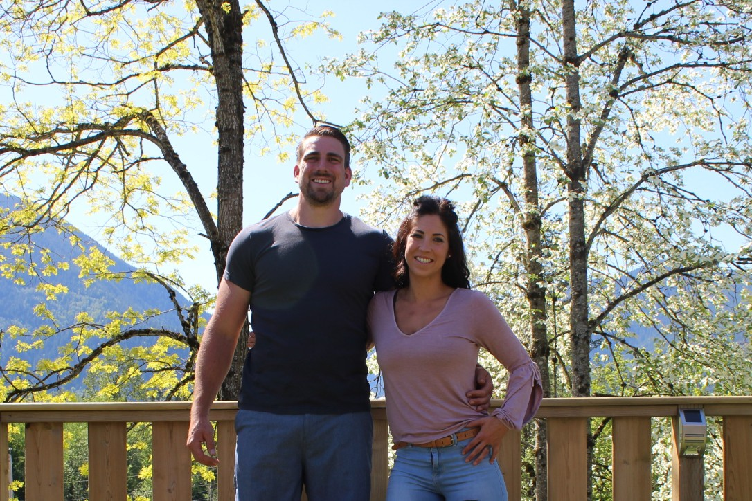 Crossfit Couple Team Husband and Wife Fit Couple