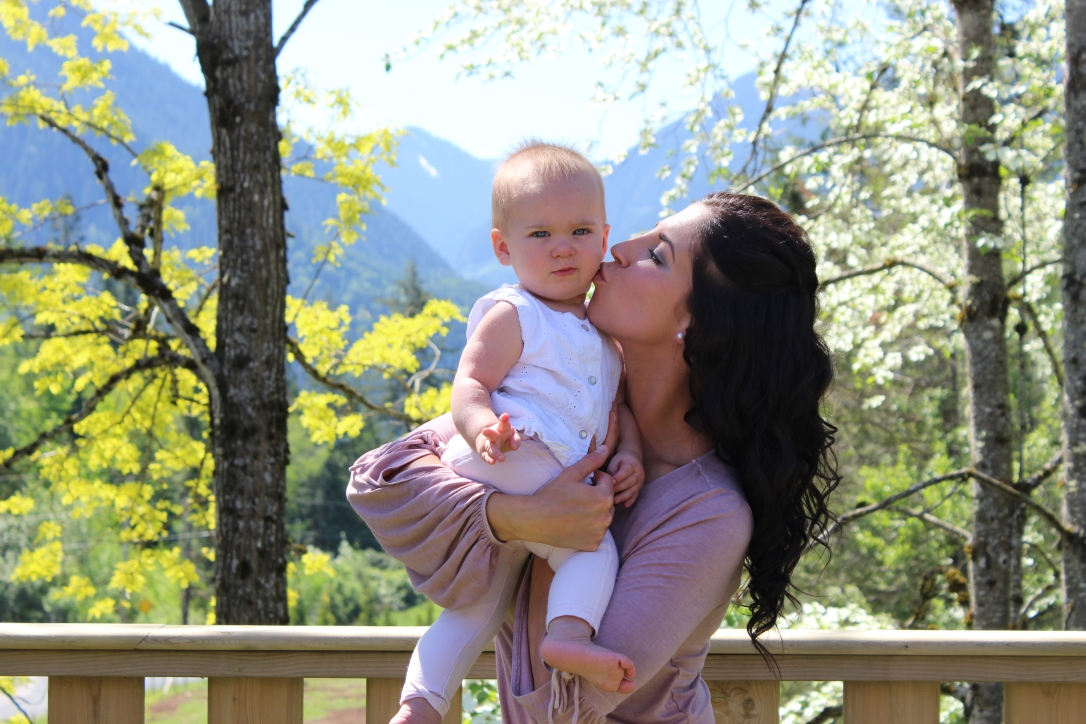 Big Family, Mother and Fitness. Health Tips for busy moms